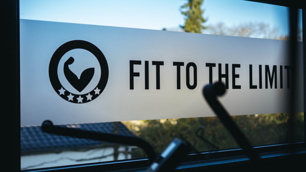 Fit to the Limit Logo